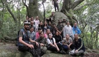 Flora Pelotensis realiza o 2º Acampamento Eco Pedagógico