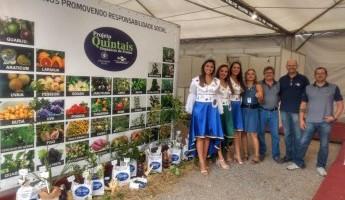 Projeto Quintais participa da XXXVI Feovelha