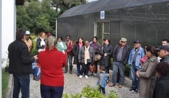 Visita da Associação Quilombolas Rincão da Faxina - Piratini-RS