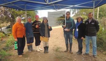 Engenheiro Agrônomo do Projeto Quintais participa de Tarde de Campo em Paraiso do Sul