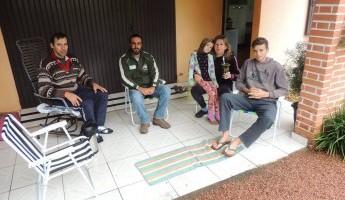 Equipe Quintais promove práticas de poda na Região de Santa Cruz do Sul