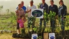 Quintais Orgânicos de Frutas completa dez anos na região Central