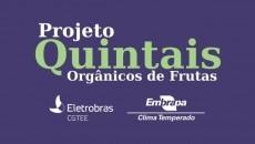 Parceria renovada entre Embrapa e CGTEE com Quintais Orgânicos