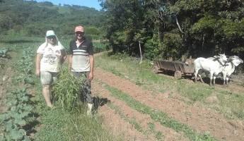 Projeto Quintais visita beneficiários na Região Central do Estado