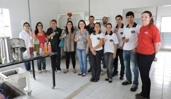 Projeto Quintais recebe visita técnica da FINEP