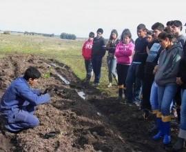 Sec. Municipal de Agricultura apoia o projeto em Dom Pedrito-RS