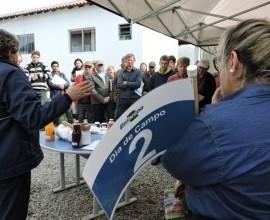 Técnicos e agricultores assistidos pelo Capa participam de Dia de Campo realizado pela Embrapa